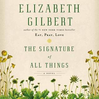Audiobook cover of The Signature of All Things