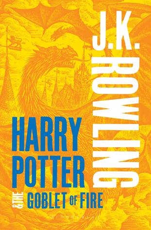 Harry Potter & the Goblet of Fire (Harry Potter, #4)