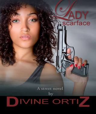 LADY SCARFACE  by  Divine Ortiz