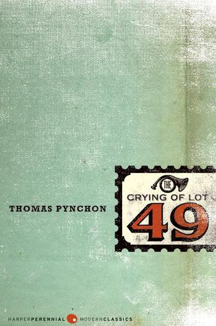 49 crying essay lot Book reports book report (report 20243) on oedipa's search of tristero in crying of lot 49 by thomas pynchon : thomas pynchon is an american novelist known for his experimental writing techniques.