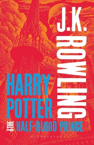 Harry Potter & the Half-Blood Prince (Harry Potter, #6)
