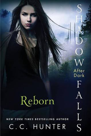 Reborn by C.C. Hunter book cover