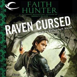 Raven Cursed (Jane Yellowrock, #4)