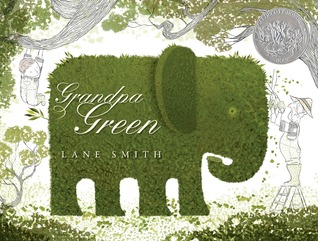 Grandpa Green (2011) by Lane Smith