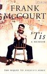 'Tis (Frank McCourt, #2)