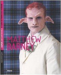 Matthew Barney  by  Massimiliano Gioni