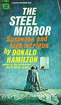 The Steel Mirror  by  Donald Hamilton