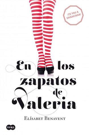 En los zapatos de Valeria (Valeria, #1)