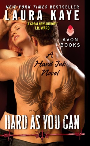 {Review} Hard As You Can by Laura Kaye