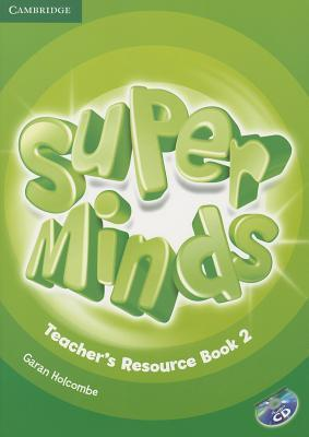 Super Minds. Level 2  by  Garan Holcombe