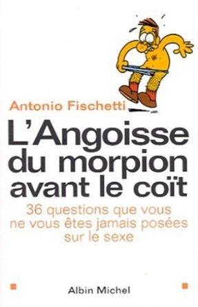 LAngoisse du morpion avant le coït  by  Antonio Fischetti