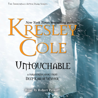 Audiobook Review: Untouchable by Kresley Cole
