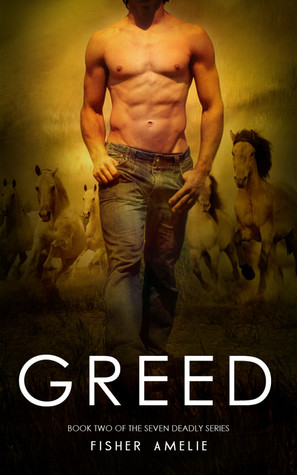 RELEASE DAY REVIEW, EXCERPT & GIVEAWAY – Greed by Fisher Amelie