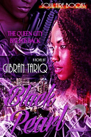 Black Pearl Two  by  Gibran Tariq