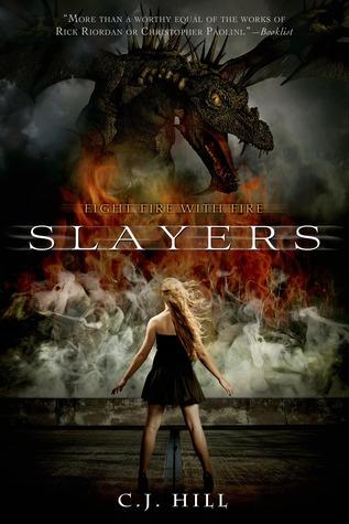 Slayers (Slayers, #1)