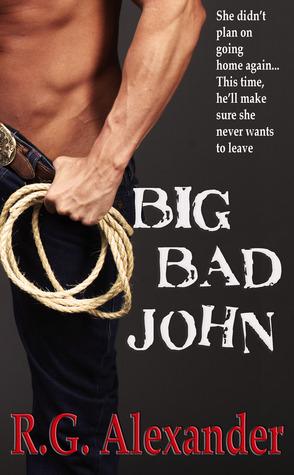 Big Bad John (Bigger In Texas #1)