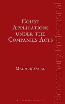 Irish Company Law: Practice, Procedure and Precedents Mahmud Samad