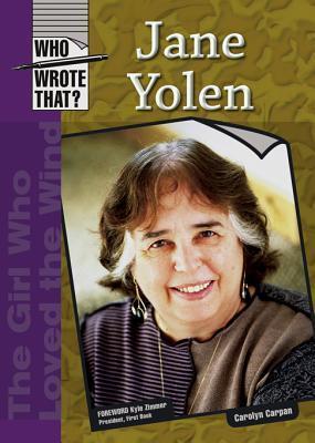 Jane Yolen  by  Carolyn Carpan