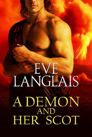 Review: A Demon and Her Scot by Eve Langlais  (@mlsimmons, @EveLanglais)