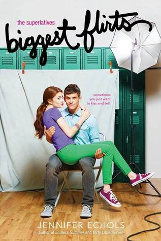 {ARC Review+Giveaway} Biggest Flirts by Jennifer Echols