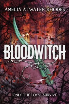 Bloodwitch (The Maeve'ra Trilogy, #1)