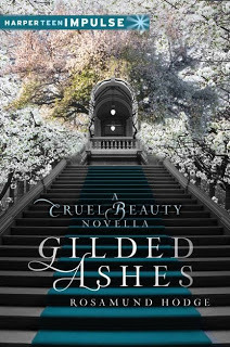 book review gilded ashes rosamund hodge
