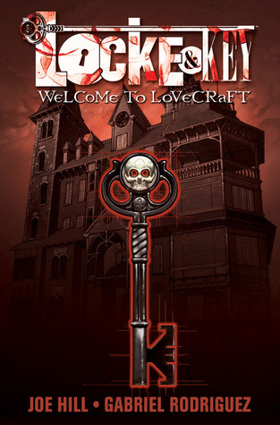 Locke & Key, Vol. 1: Welcome to Lovecraft (Locke & Key, #1)