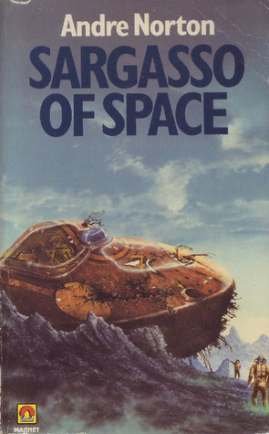 Sargasso Of Space Andre Norton