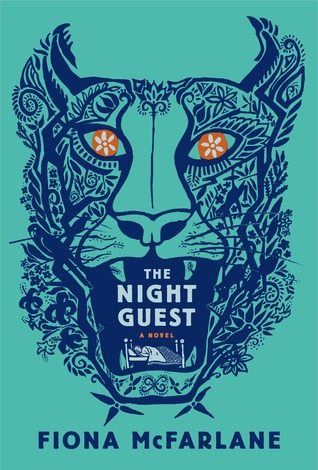 The Night Guest  cover