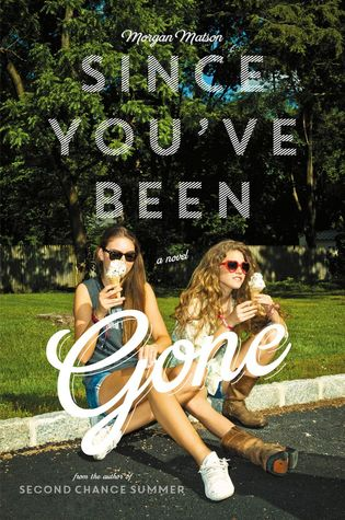 since you've been gone morgan matson book cover