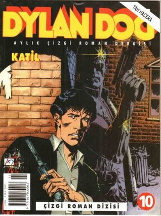 Dylan Dog n. 10: Katil  by  Tiziano Sclavi