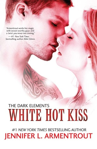 Book Review: Jennifer L. Armentrout's White Hot Kiss