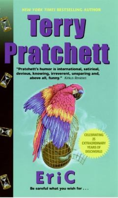 Book Review: Sir Terry Pratchett's Eric