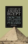 A History of Ancient Egypt: From the First Farmers to the Great Pyramid