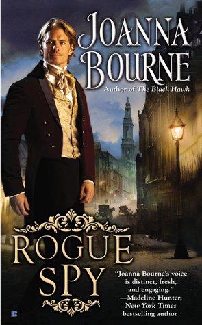 Rogue Spy (Spymasters, #5)