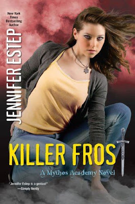 Killer Frost Mythos Academy series Jennifer Estep epub download and pdf download