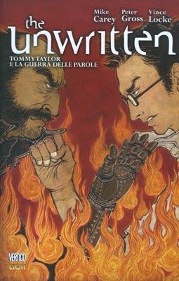 The Unwritten n. 6: Tommy Taylor e la guerra di parole (2000)