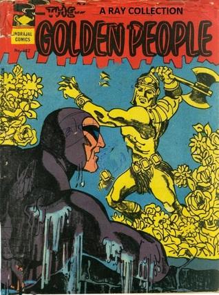 Phantom-The Golden People ( Indrajal Comics No. 182 ) Lee Falk