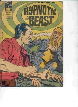 Mandrake-Hypnotic Beast ( Indrajal Comics No. 190 )  by  Lee Falk