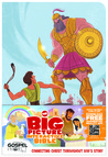 The Big Picture Interactive Bible for Kids: David and Goliath