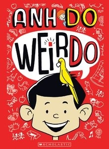 cover of Weir Do with cartoon happy child with a yellow bird on his head