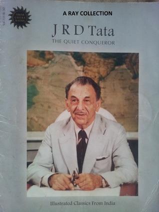 J R D Tata ( Amar Chitra Katha 735 ) Anant Pai