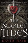 The Scarlet Tides (Moontide Quartet, #2)