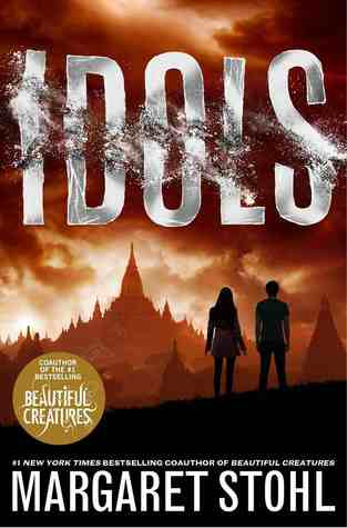 Review: 4.5 stars to Idols (Icons #2) by Margaret Stohl #YA #Aliens