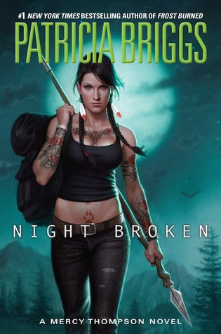 Book Review: Night Broken by Patricia Briggs