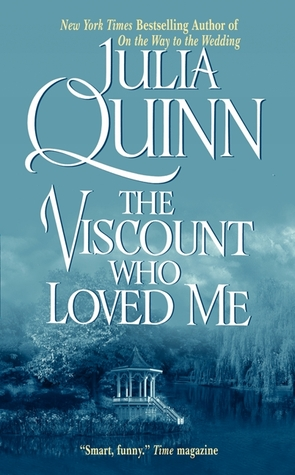Book Review: Julia Quinn's Viscount Who Loved Me