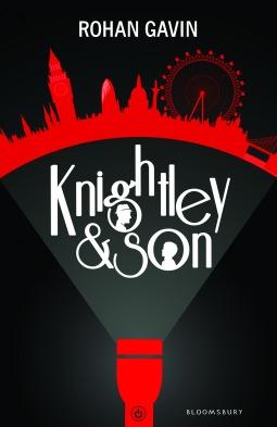 Knightley and Son (Knightley and Son, #1)