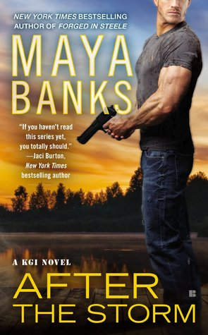 Book Review: Maya Banks' After the Storm