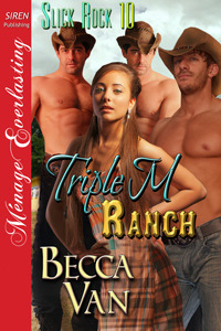 Slick Rock, Book 10 - Becca Van