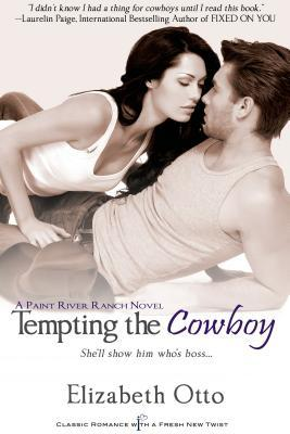 {Review} Tempting the Cowboy by Elizabeth Otto